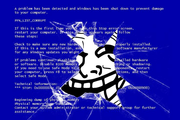 10 chistes a costa de windows