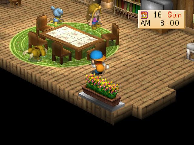 Game Harvest Moon Paling Keren