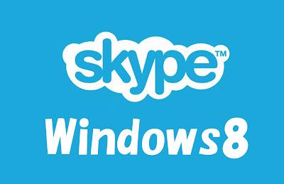 Skype for Windows8 のダウンロード先