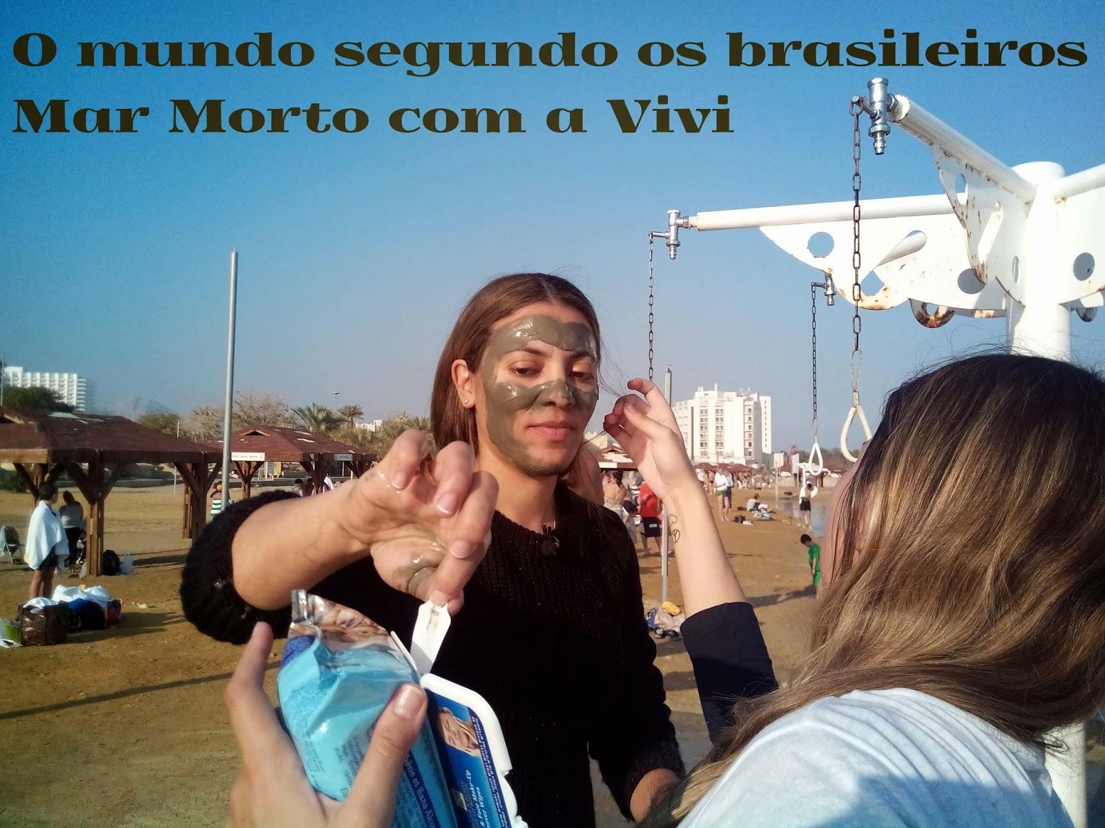 O mundo segundo os brasileiros Jerusalem
