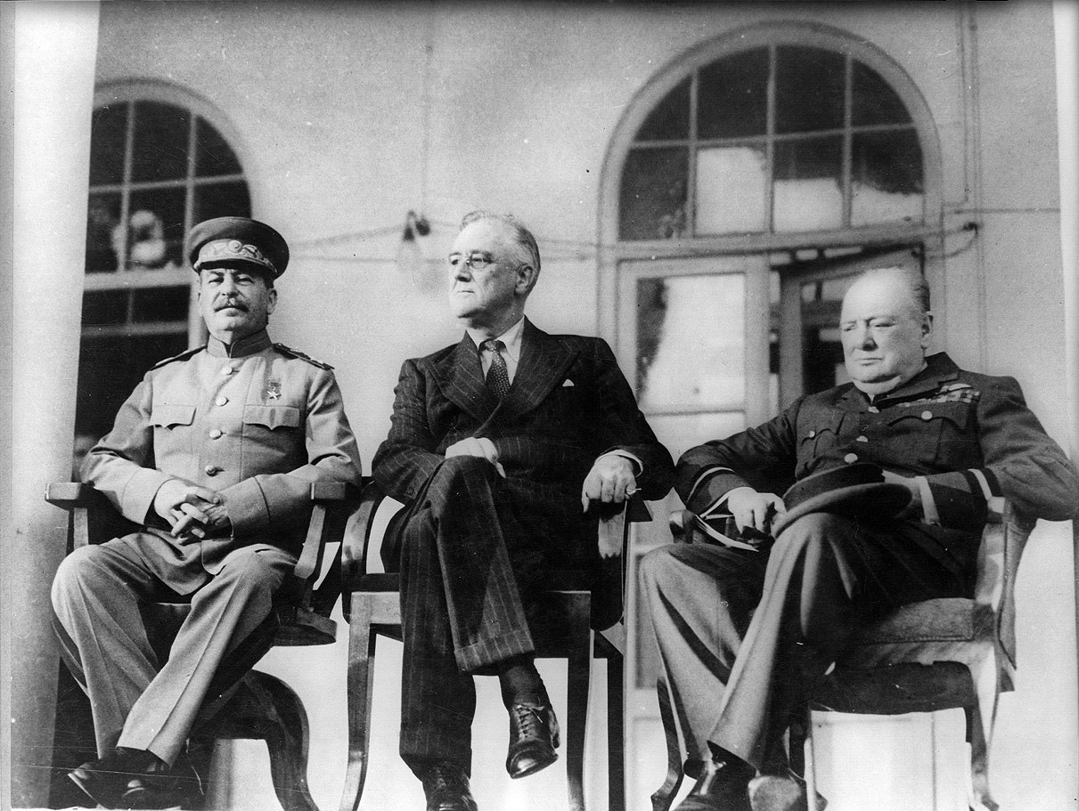 an introduction to the political history of the yalta conference Part of one class period for introduction and one full  role of the political leaders at the conference at yalta and reenact  in the history of.