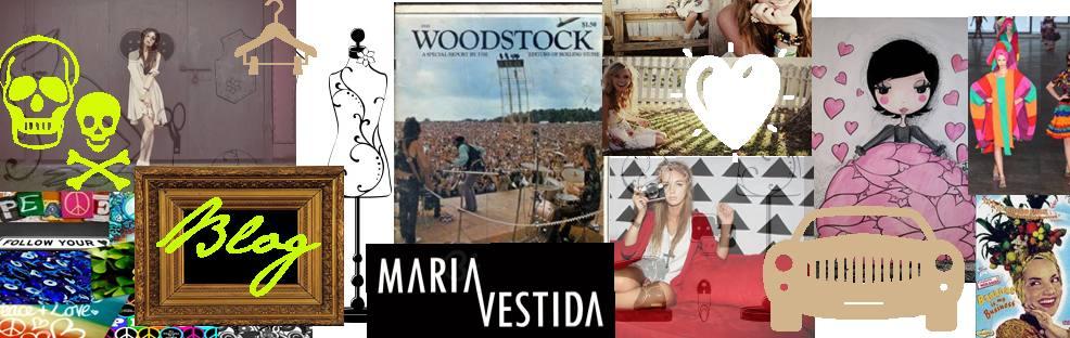 Maria Vestida