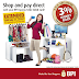 Get 3% money back when you shop and pay direct using your BPI Express Teller Debit/ATM Card!