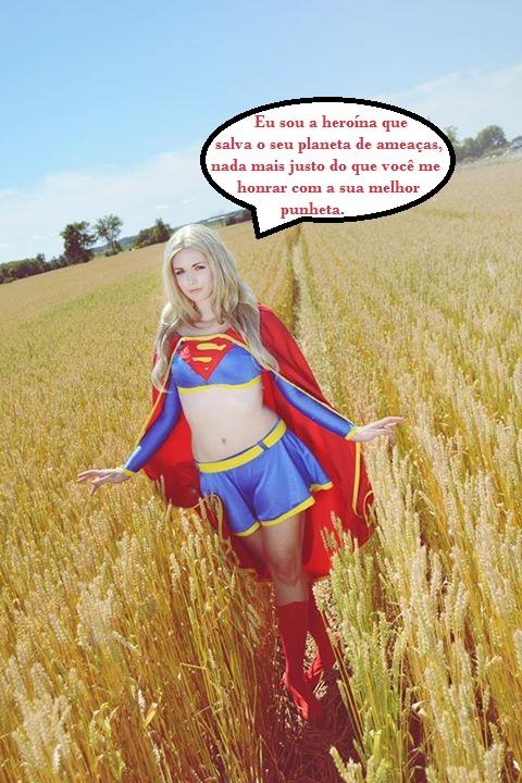 s%25C3%25A9rie cosplay supergirl purelight Série supergirl estreia hoje!