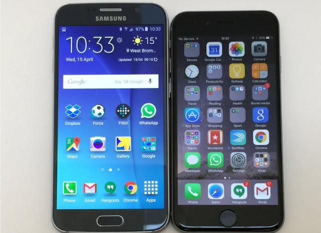 مشاكل سامسونج جلاكسي S6 و طريقة حلها