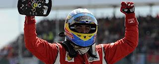 Alonso gana en Silverstone el Gran Premio de Gran Bretaña de Fórmula 1