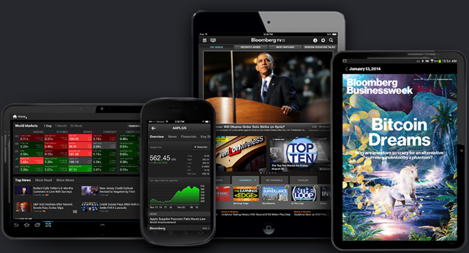 Bloomberg Apps