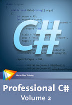 Video2Brain – Professional C# Part2