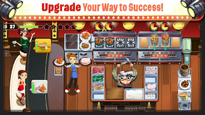 Cooking Dash 2016 MOD APK 1.6.7 Unlimited Money Terbaru