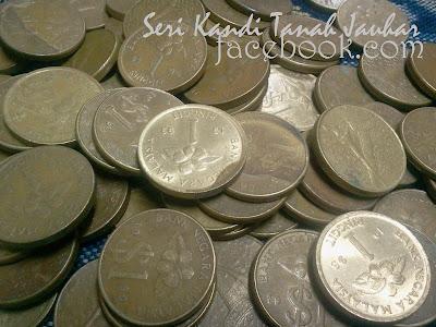 $1 BUNGA RAYA
