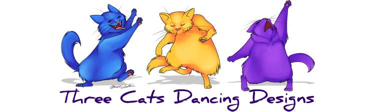 Three Cats Dancing Designs Beadmaking Blog