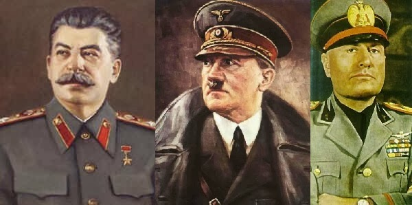a comparison of the similarities and differences between the dictators adolf hitler and joseph stali Posted in news roundup  but there are technical differences between them  mearsheimer and walt were demonized as anti-semetics who wanted to bring back hitler.