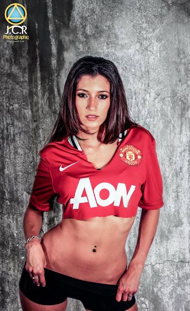 Carol Menendez - Manchester United