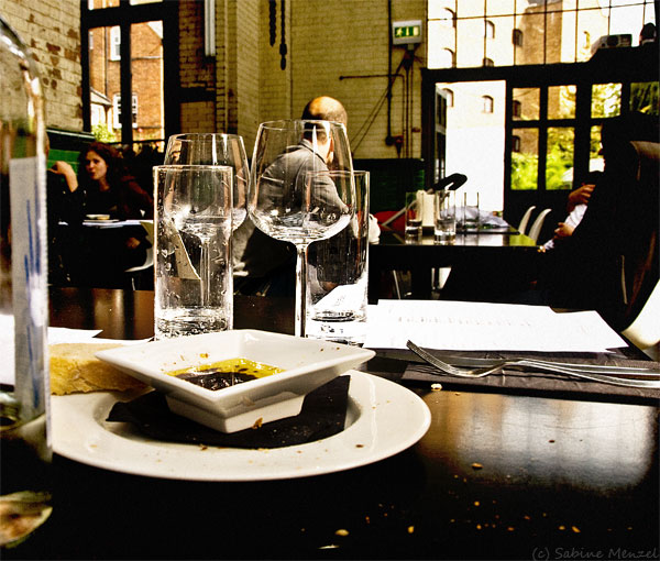 Psynopsis The Wapping Project London Restaurant