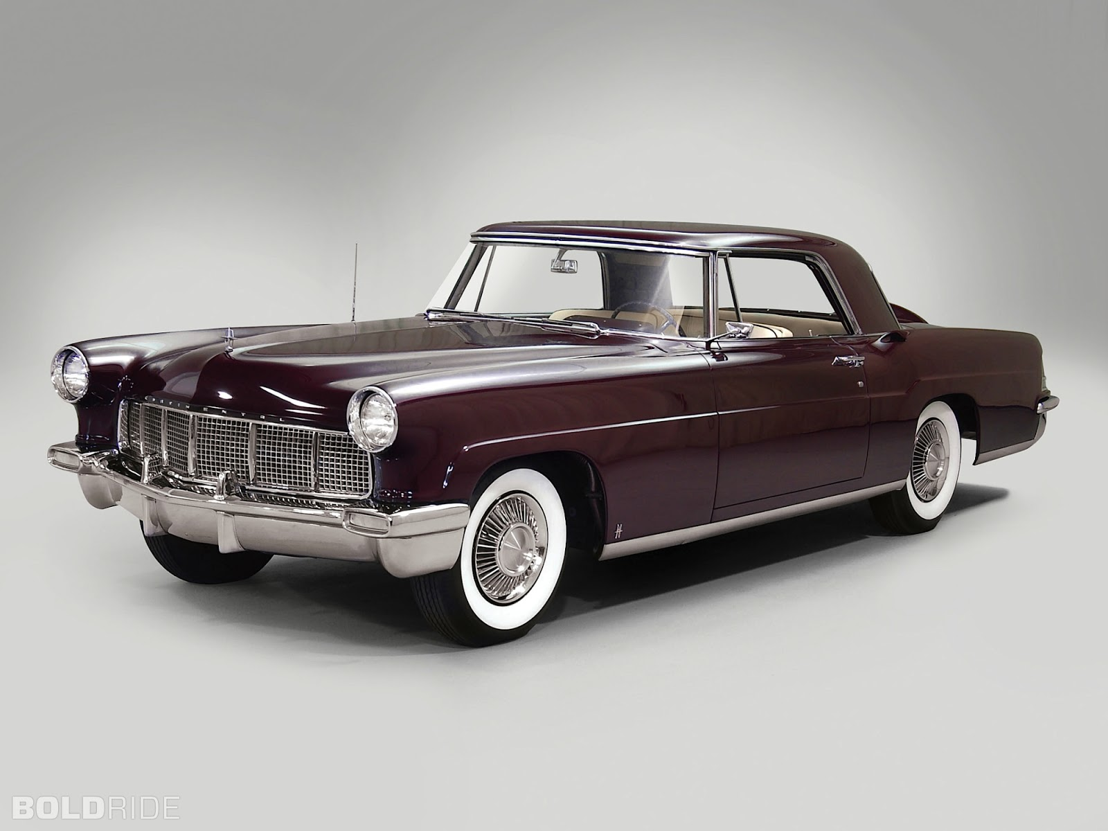 Inovatif Cars 1956 Lincoln Mark Ii
