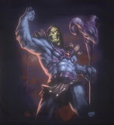 MOTU - Skeletor