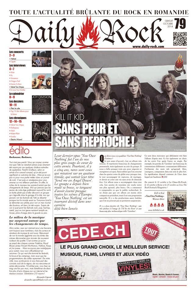 Magazine n° 79