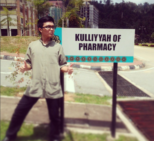 Pharmacy UIA 1st Year 1st Sem
