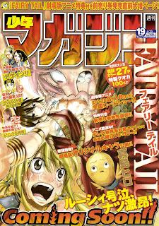 Fairy Tail 278 Mangá Online