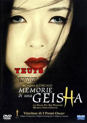 Phim Hồi Ức Một Geisha-Memoirs Of A Geisha