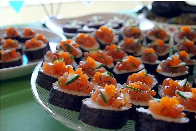 Po'ke sushi