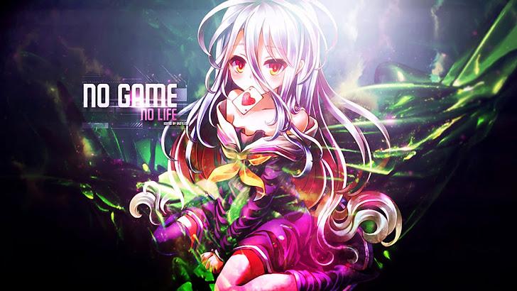 shiro no game no life kawaii cute girl