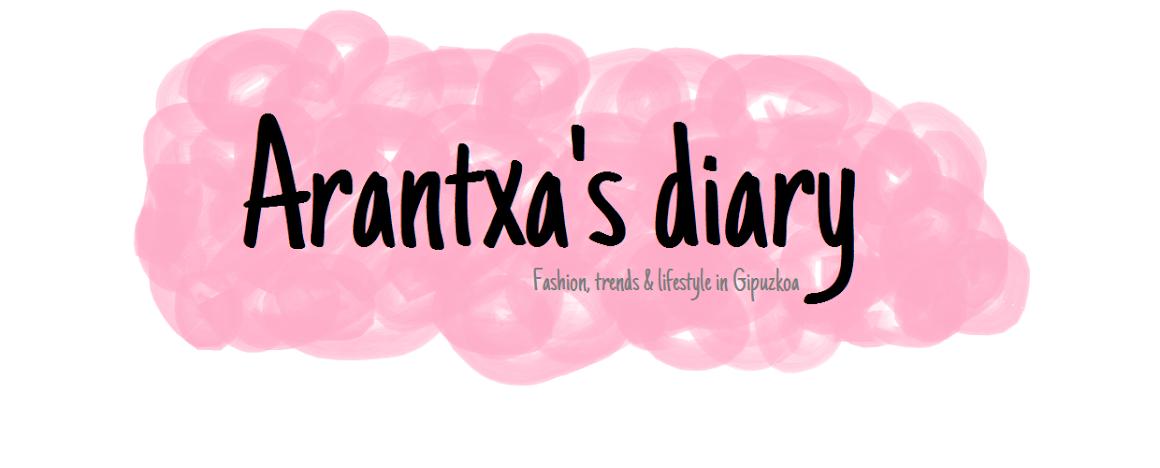Arantxa's diary