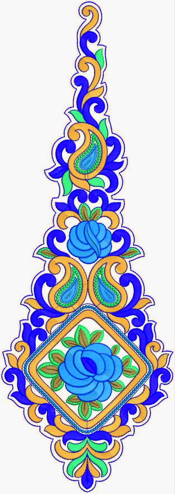 Embdesigntube brooches patterns batik fabric applique designs - Appliques exterieures ontwerp ...