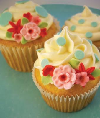 Postres, panecillos y cupcakes