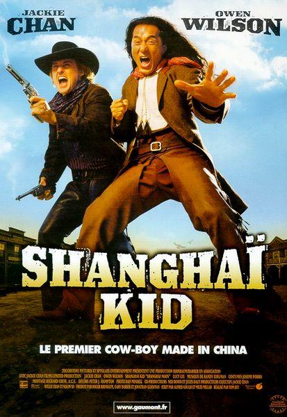 Shanghaï kid affiche
