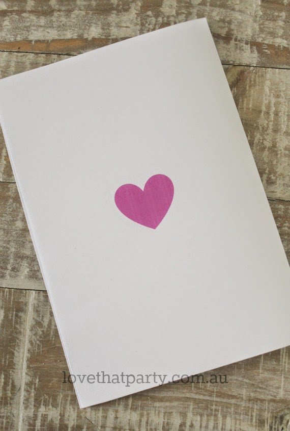 Free Printable Fun Mother's Day Card #2 by Love That Party. www.lovethatparty.com.au