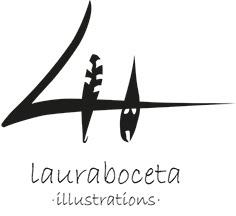 lauraboceta•illustrations•