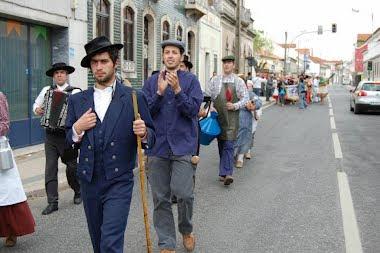 Desfile festival de Alpiarça