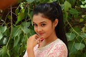 Basthi Heroine Pragathi Cute Photos-thumbnail-1