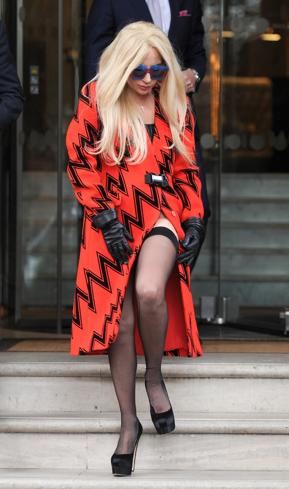 Nylon Celebrities Lady Gaga