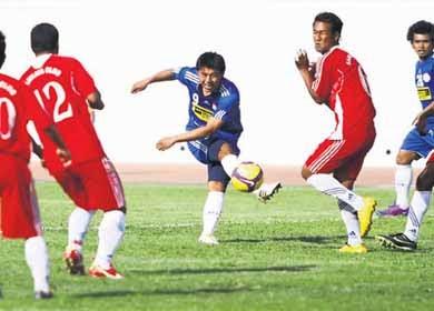 Gorkha football Final Meet cum Meghe Mela 2014 kicks off