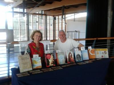 Biodanza Libros en el I Congreso Europeo de Biodanza