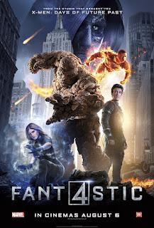 Fantastic Four (2015) 1080p