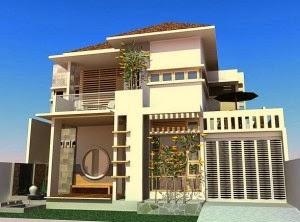 Gambar Denah Rumah Minimalis Modern