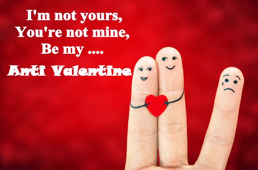 Anti Valentine Card