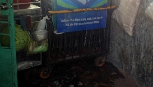 Gia Lai: Nam thanh niên tưới xăng tự thiêu giữa sân nhà