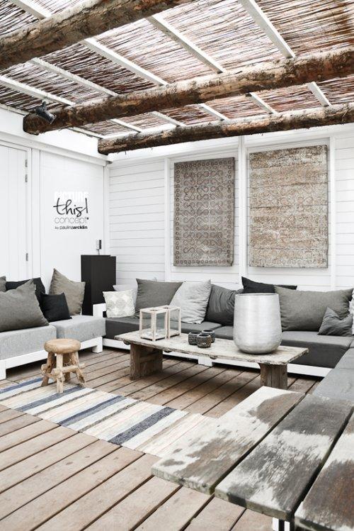 Porches decorar tu casa es for Decorar porche ikea