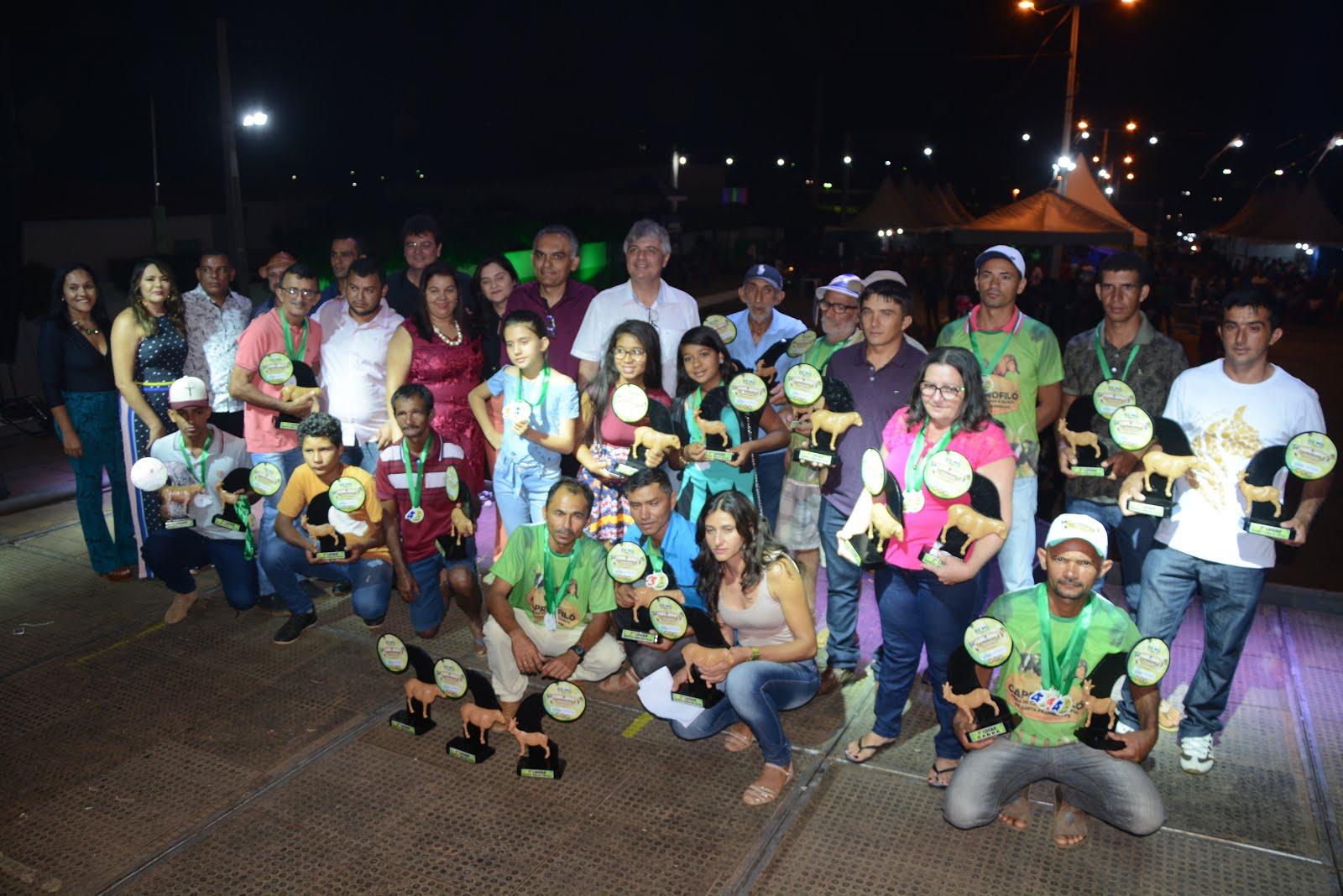 FOTOS  DA CAPRINOFILÓ 2019 em Santa Filomena PE