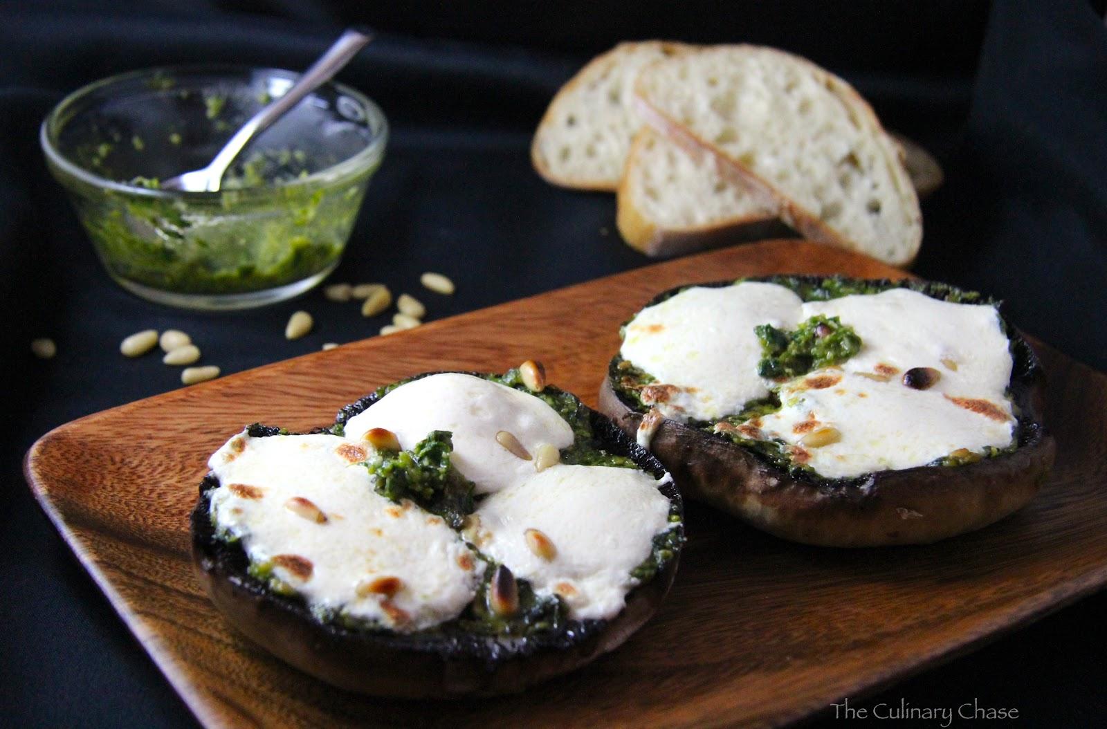 how to choose portobello mushrooms