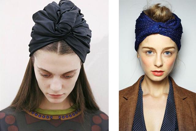 1000 façons de mettre foulard sur la tête
