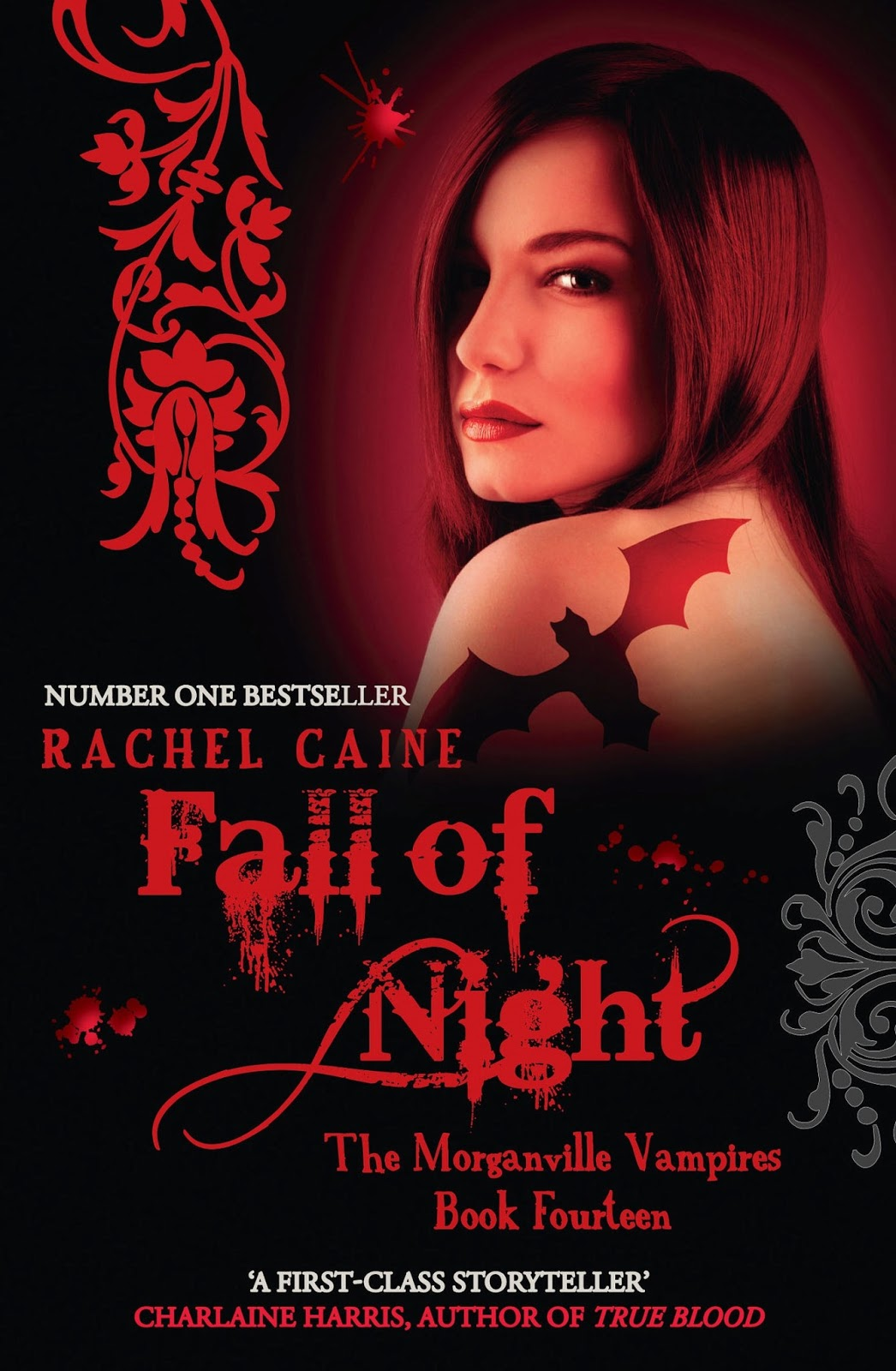 'fall Of Night' Morganville Vampires #14 By Rachel Caine