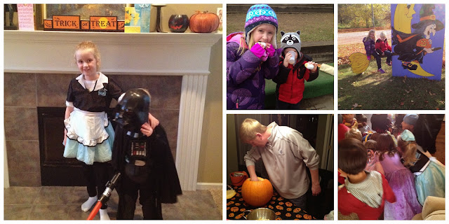 mommy on the spot erin janda rawlings halloween collage
