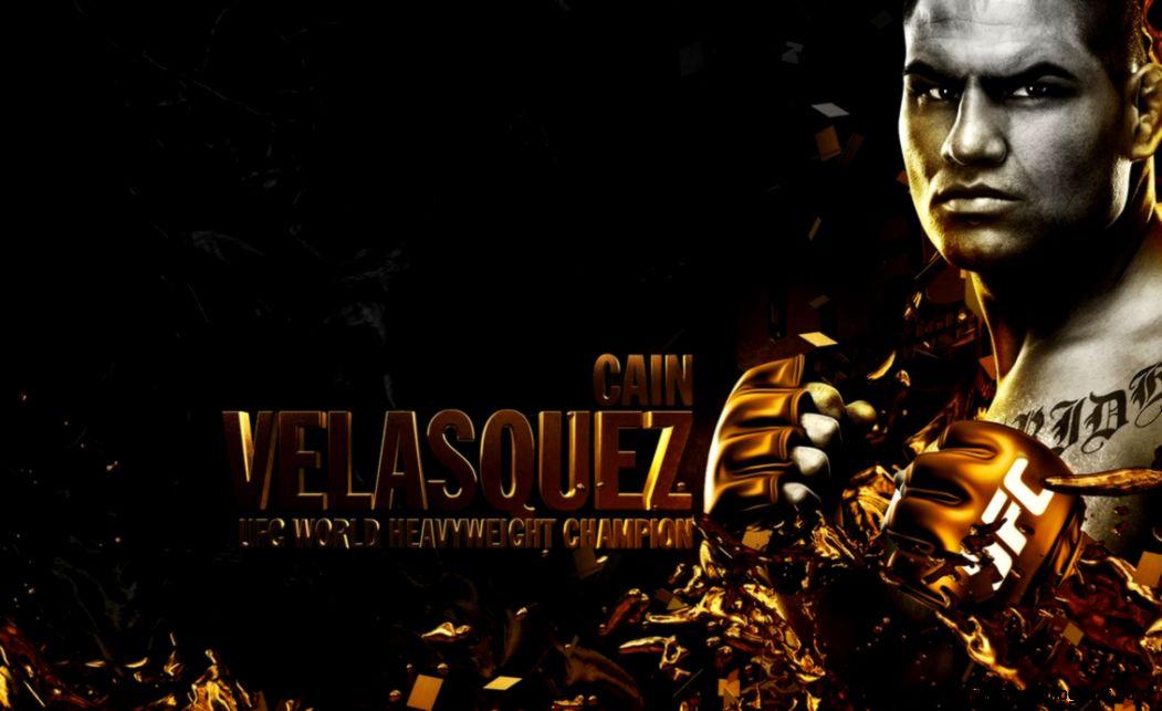 Cain Velasquez UFC HW Champ by Bosslogix on DeviantArt