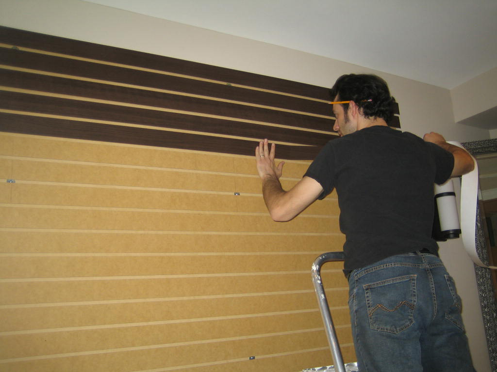DIY Window Film & Tint U.S. & Canada: Using DIY Film for Wood Veneer ...