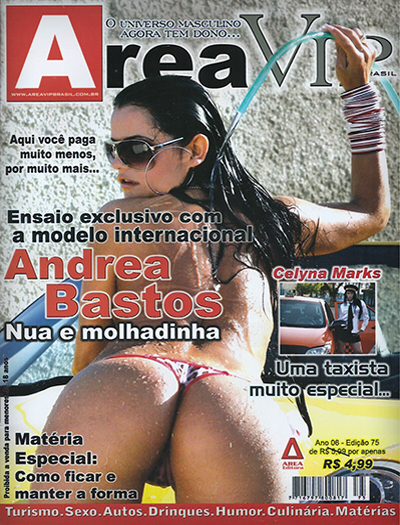 Download - Andrea Bastos – Revista Area Vip